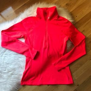 Under Armour Long Sleeve Fitted Athletic Top
